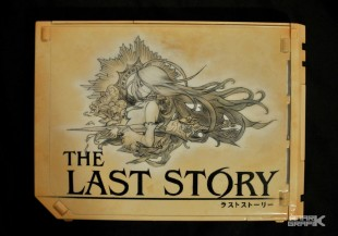 Wii Custom The Last Story by Anark Grafik