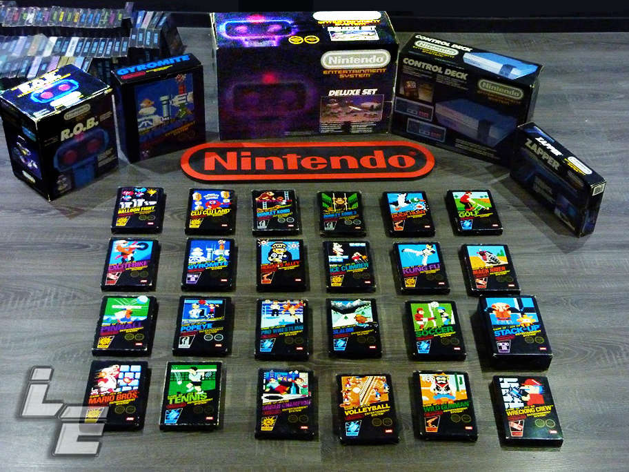 les jeux nintendo nes asd gangeek style. Black Bedroom Furniture Sets. Home Design Ideas