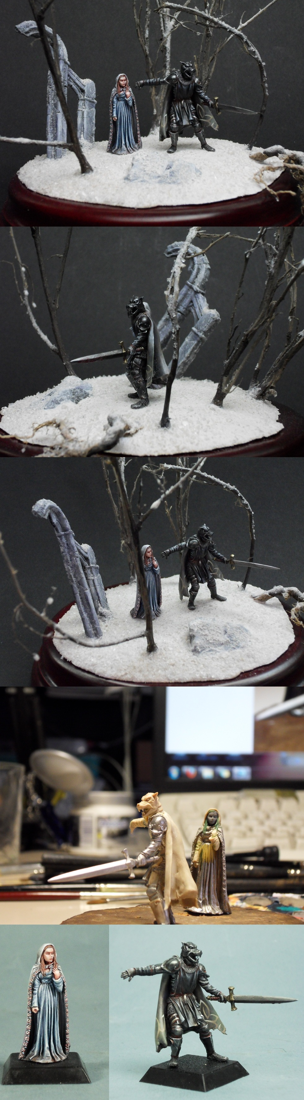 18 - Sansa et l'Homme-Chien