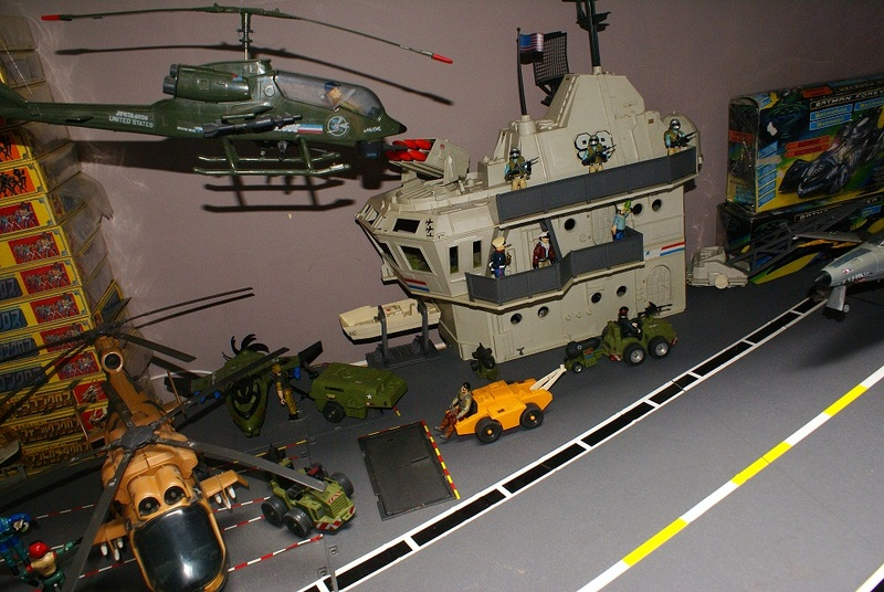 Collection de jouets de sir scorpios gangeek style - Porte avion gi joe a vendre ...