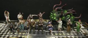 Mansions of Madness : les Demeures de l'Epouvante chez FFG