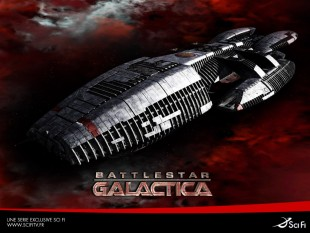 Step By step : Battlestar Galactica, review du kit Revell