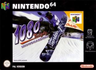1080° Snowboarding – Nintendo 64