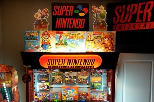Le Full Set SNES : by Prupru !
