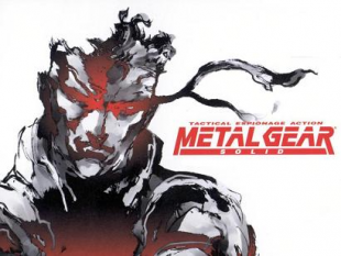 Metal Gear Solid : the twin snakes – Nintendo Game Cube
