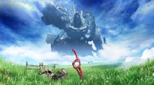 Xenoblade Chronicles – Nintendo Wii