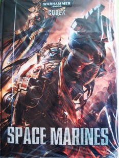 Codex Space Marines V6
