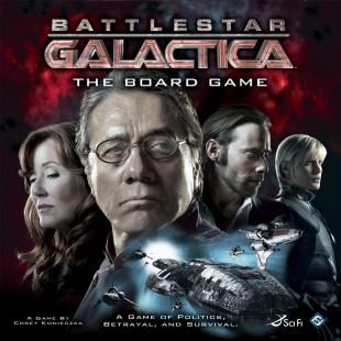 Battlestar Galactica : le boardgame