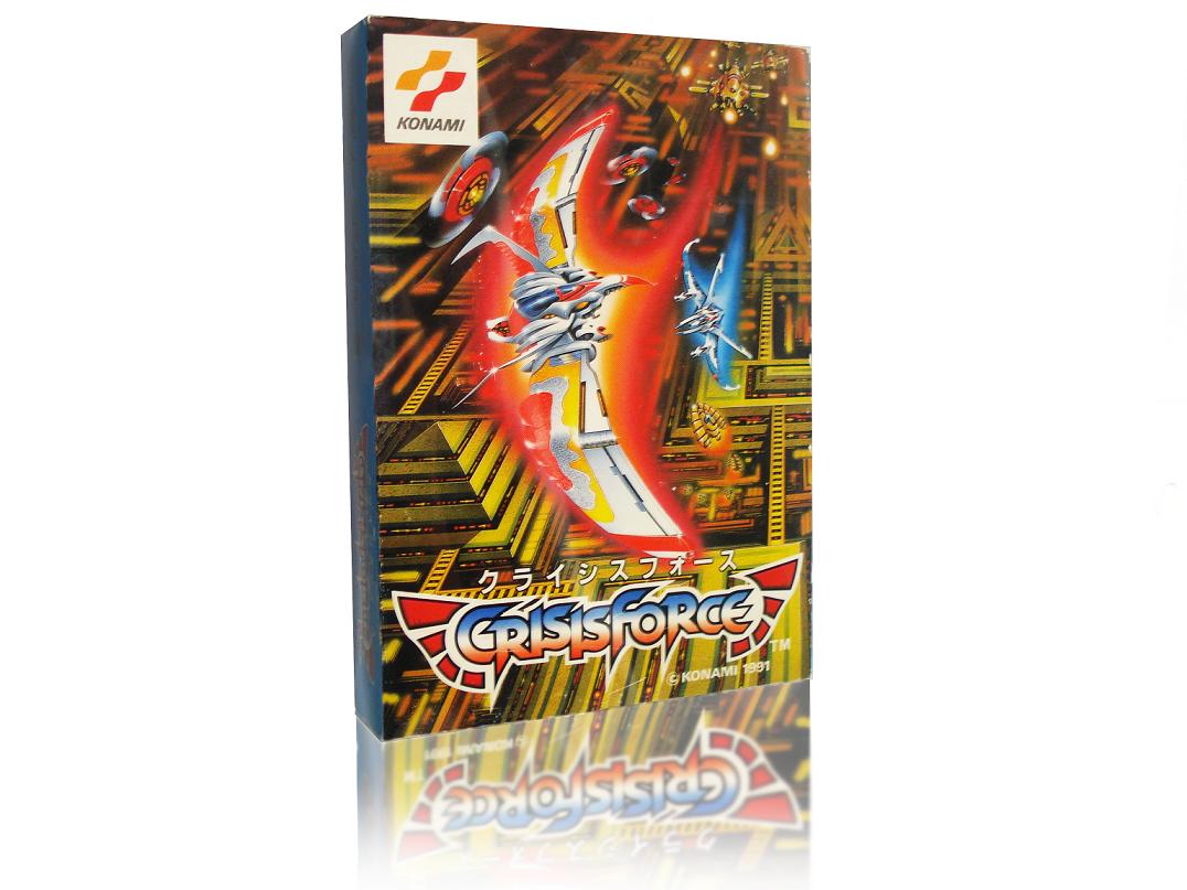 Les perles de la Famicom!  Crisisforce