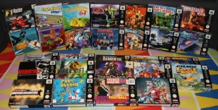 Le Full Set N64 : by Azerty312 !