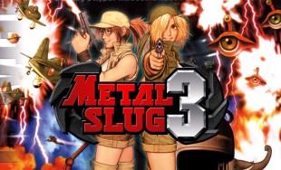 Metal Slug 3 – Neo Geo AES