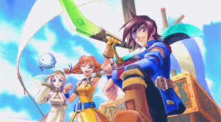 Skies of Arcadia – Dreamcast / Gamecube