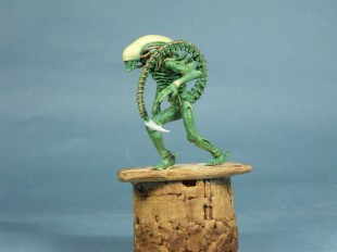 step By step: Alien Sculpts
