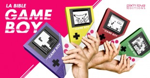 Editions Pix'N Love : La Bible Game Boy est là !
