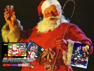 Noël dans les jeux vidéo!