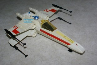 Star Wars «X-Wing fighter» / «Chasseur-X»