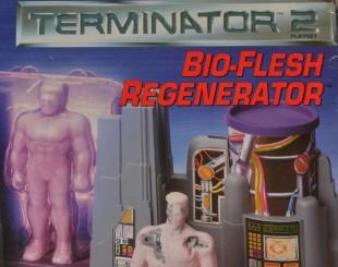 TERMINATOR 2 : Le «Bio Flesh Regenerator» de Kenner