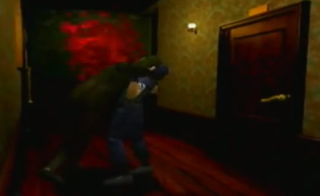 Jill attaquée