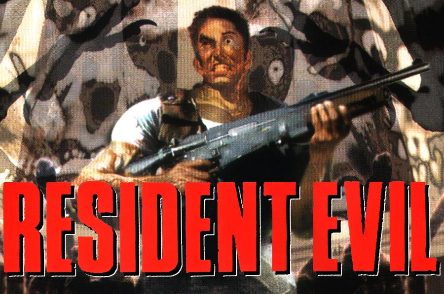 Resident Evil 1 Test De Gangeekstyle