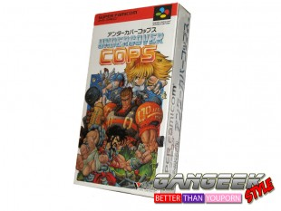 Undercover Cops -Super Famicom