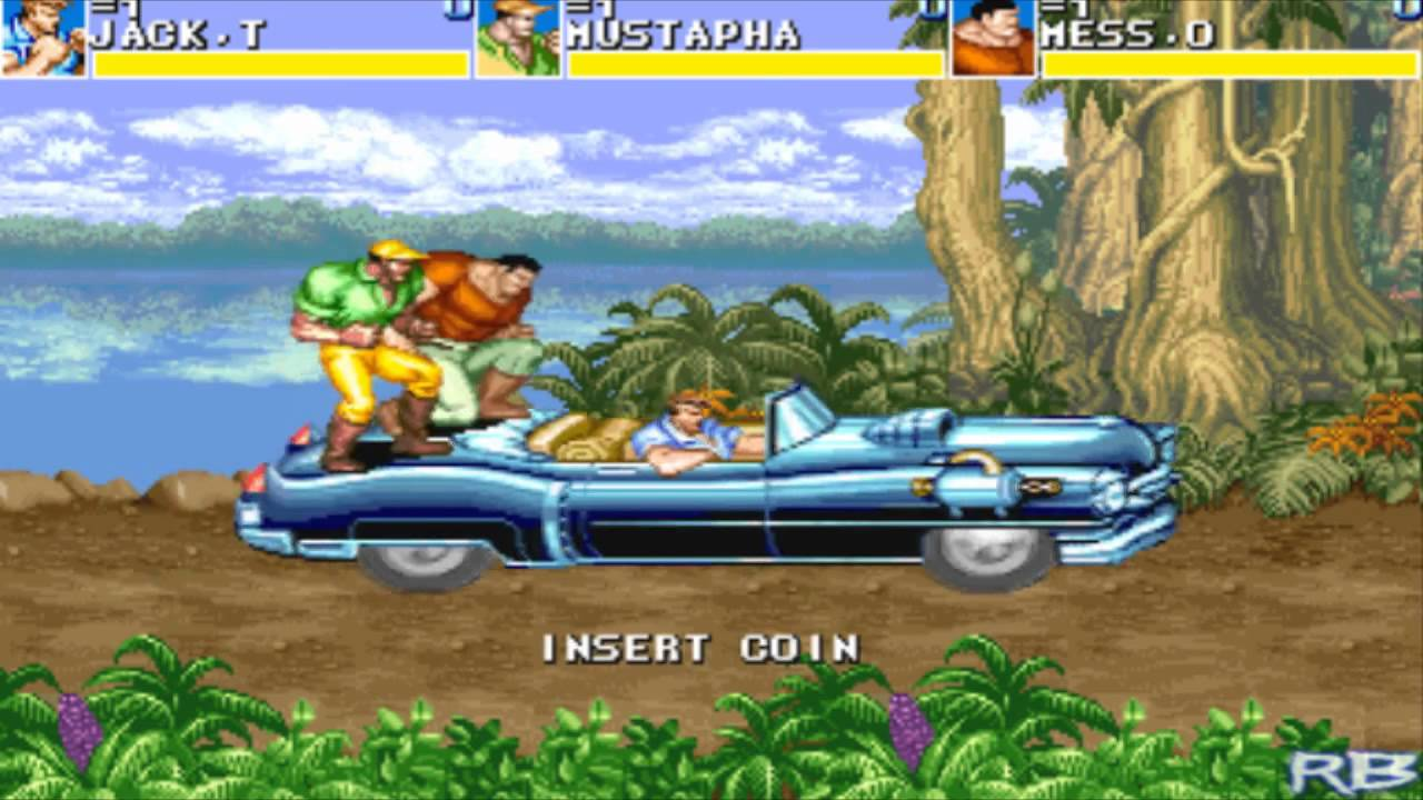 cadillacs and dinosaurs the second cataclysm 1994 vg video game. Cars Review. Best American Auto & Cars Review