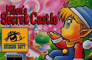Milon's Secret Castle – Game Boy