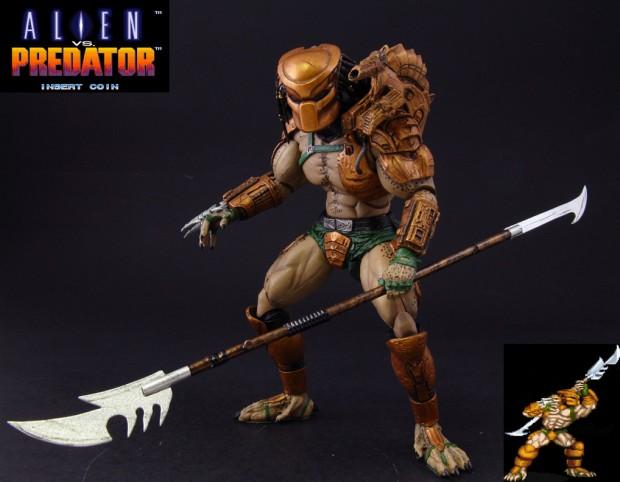 custom_alien_vs_predator_arcade_hunter_figure_by_jin_saotome-d6eul4t