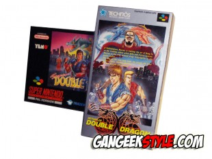 Return of Double Dragon – Super Famicom
