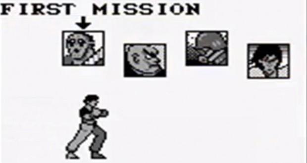 début mission