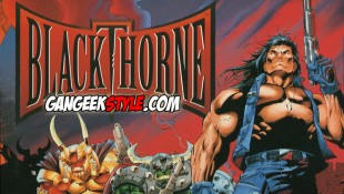 [TEST] Blackthorne – Game Boy Advance