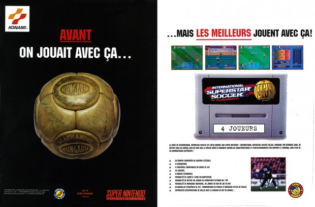 L'ultime jeu de football sur 16 bits?