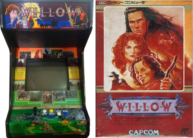 videogames willow