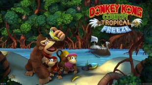 Donkey Kong Country : Tropical Freeze – Wii U