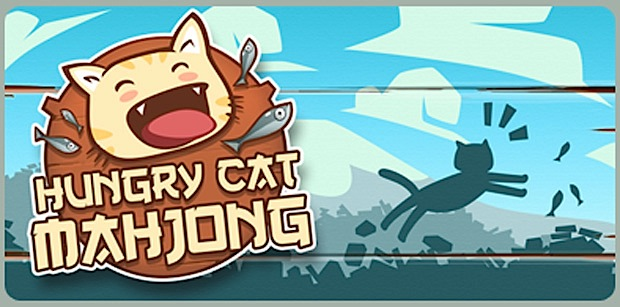TITLE HUNGRY CAT MAHJONG
