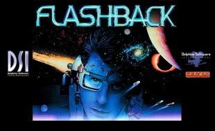 Flashback : La quête de l'identité de Delphine Soft.