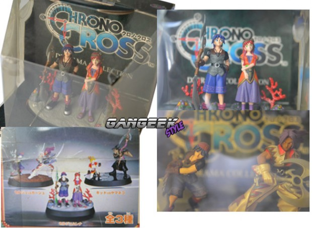 Dioramas Chrono Cross