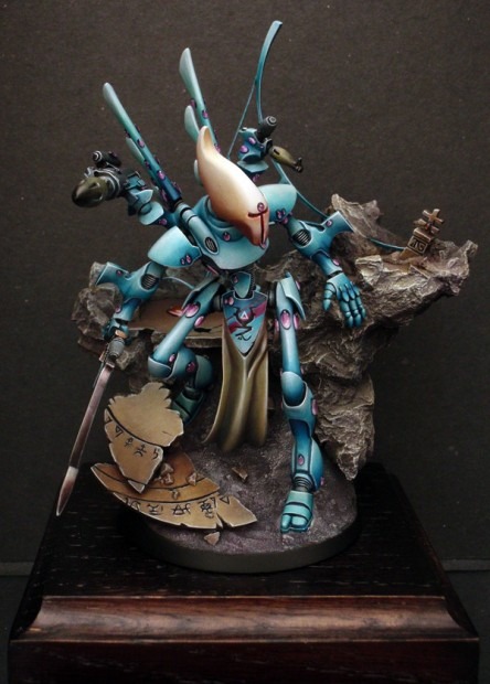 Eldar Wraithlord - 1