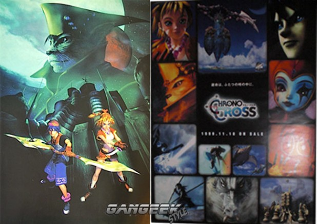 Poster Chrono cross