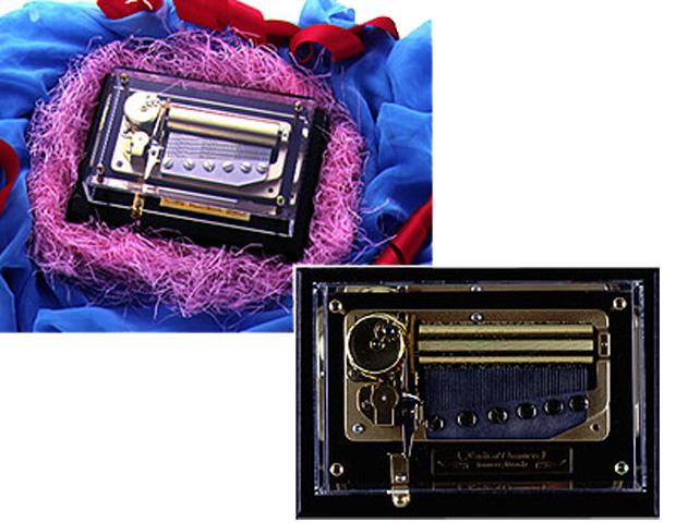 Premium Music Box