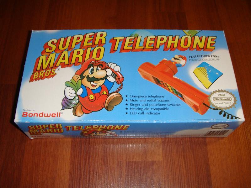 Super-Mario-Bros.-Telephone-New-Bondwell-1990-Phone-Nintendo-NES-Rare