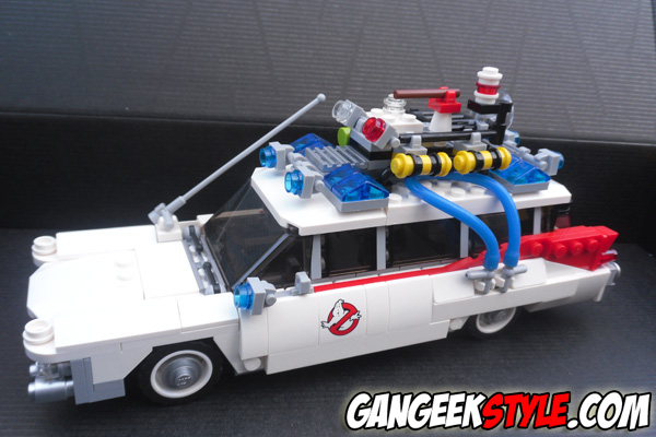lego s o s fant mes ghostbusters gangeek style. Black Bedroom Furniture Sets. Home Design Ideas