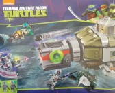 Lego Turtles : Course poursuite sous-marine