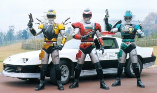 Winspector (Special Rescue Police) – Imitations Saint Seiya ?