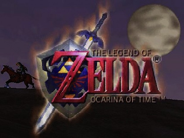 Zelda64_titre