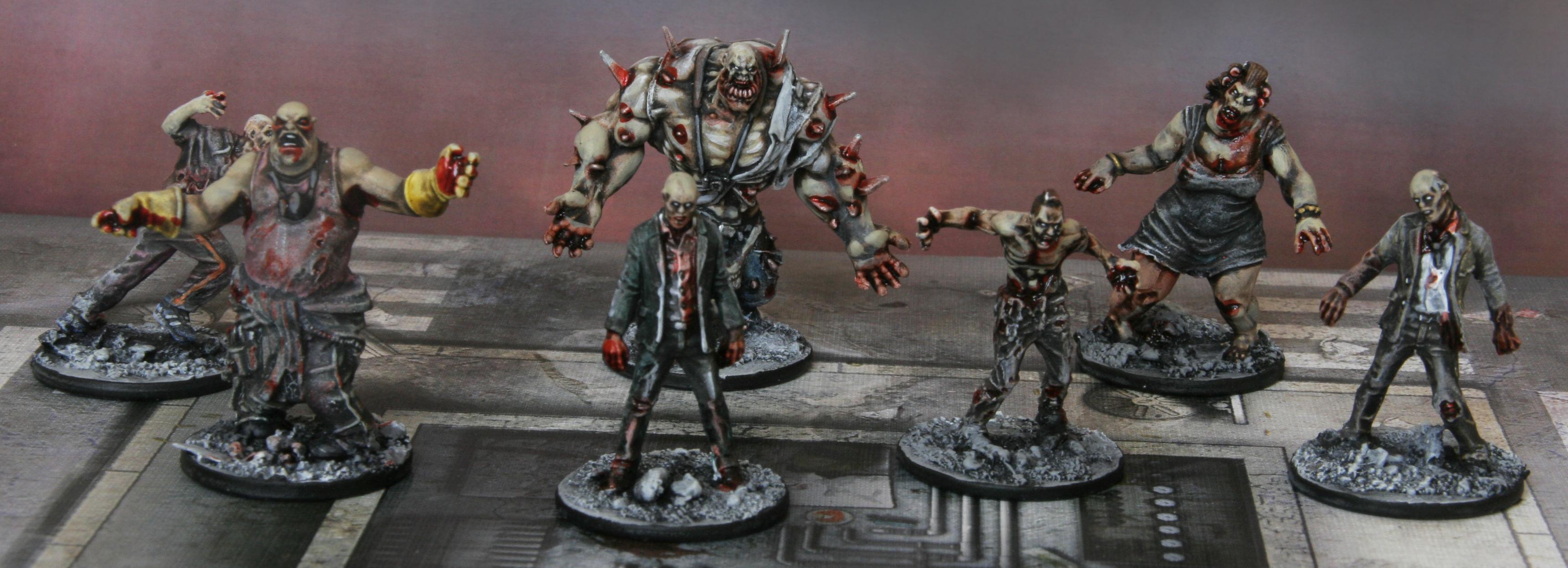 figurine zombicide