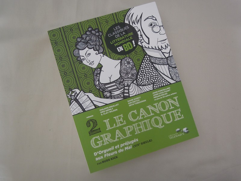 canon graphique volume 2
