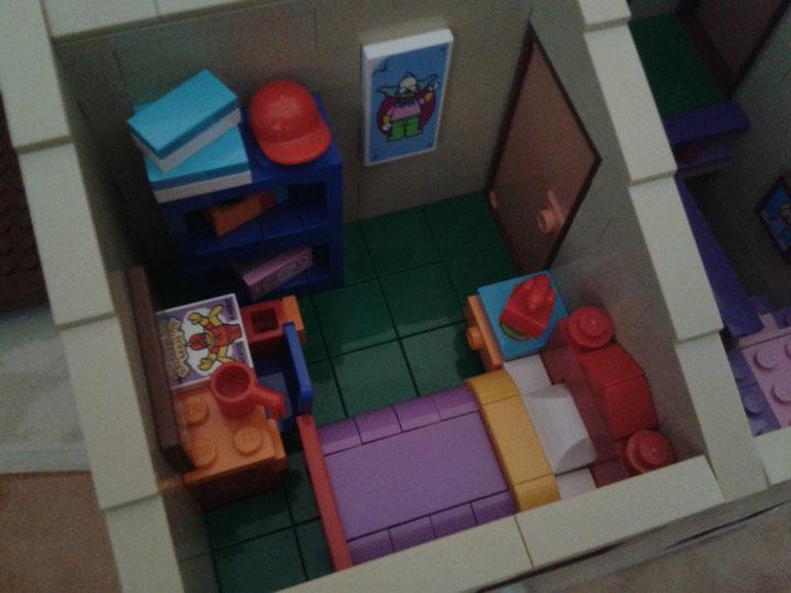 chambre-Bart-maison-lego-simpsons