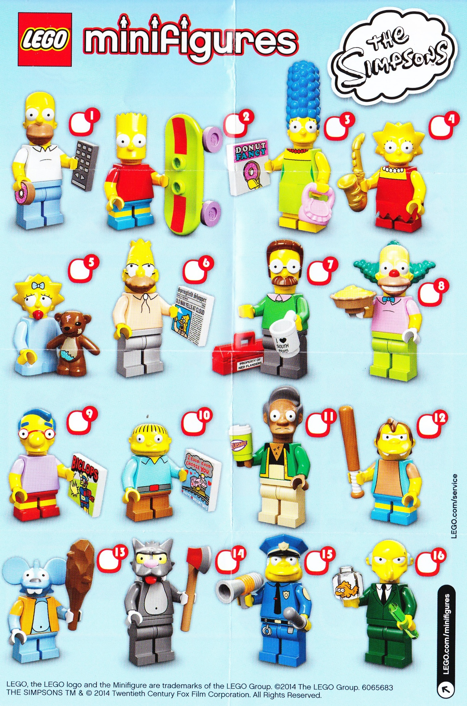 minifigures-simpsons-lego