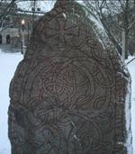 stèle runique