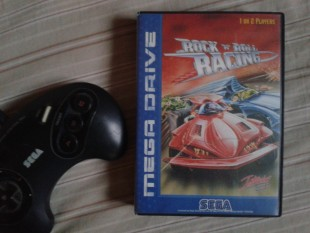 Rock'n roll racing – Megadrive